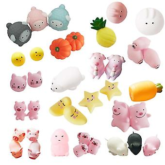 Mochi Squishy, Mini Supper Cute Animals Stress Relief Toy