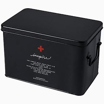 Metal Household First Aid Kit