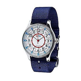 EasyRead Time Teacher WERW-RB-24-NB Aflați Timp Boys Marine Blue Impermeabil Watch