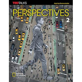 Perspectives 2 Student Book by Lewis Lansford