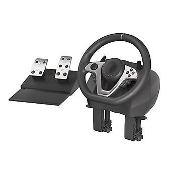 Genesis Seaborg 400 Gaming Racing Wheel für PS4 - PS3 - Xbox One - Xbox 360 und Nintendo Switch