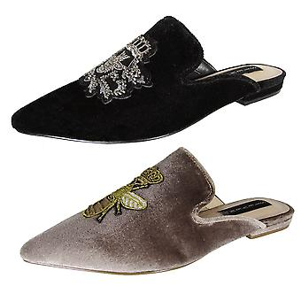 Steven Womens Velma-P Clog Mule Shoes