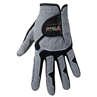 Men's Golf Glove, Micro Fiber Soft Left Right Hand Golf Gloves