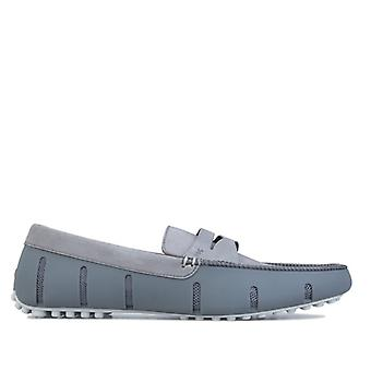 Men's Swims Penny Lux Loafer in Grey