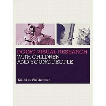 Visuella forskning med barn och ungdomar av Pat Thomson