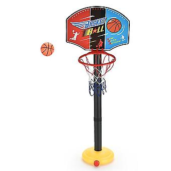 110 cm liftable children's plastic toy basketball stand
