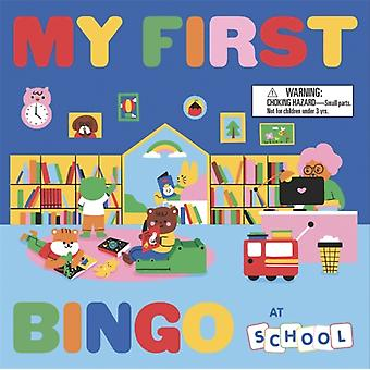 My First Bingo At School by Laurence King Publishing