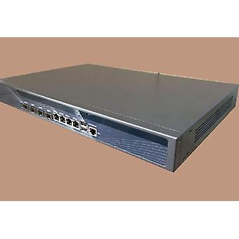 1u 4 - Intel Gigabit Lan, 4-spf Intel Core I3, brannmurapparat