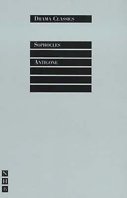 Antigone 9781854592002 by Sophocles