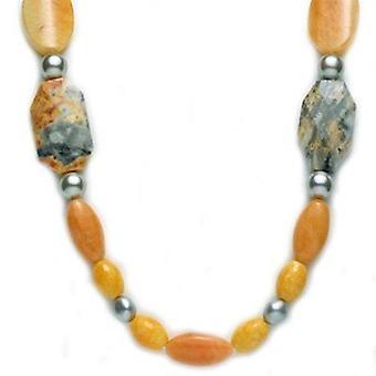 Miluna pearl necklace pcl4947