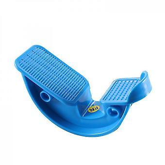 Stretch Plate, Fußmassage Pedal, Relax Dünne Beine (blau)