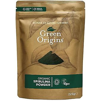 Organic Spirulina Powder - 225 grams