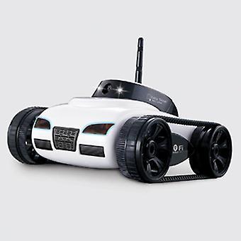 Rc Auto Met Camera Wifi Afstandsbediening Tank Speelgoed