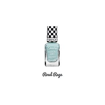 Barry M # Barry M Speedy Quick Dry Nail Paint Road Rage #DISCON