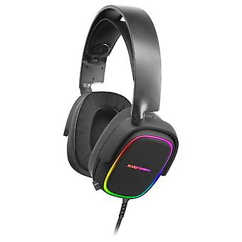 Gaming Headset with Microphone Mars Gaming MHAX