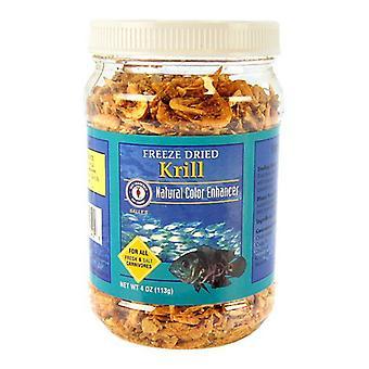 SF Bay Tuotemerkit Freeze Dried Krill - 3 oz