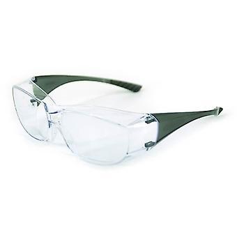 كاراكال الكبار على المواصفات برو نظارات واقية الحرس العين مع الحماية من الضباب المضادة