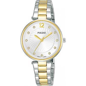 Reloj de mujer Pulsar Silver Stainless Steel PH8492X1