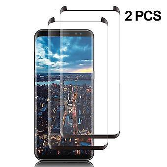 מגן מסך עבור Samsung Galaxy S9, סרט אולטרה HD, 2 חבילות