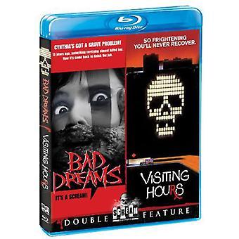 Dåliga drömmar/besök timmar [BLU-RAY] USA import