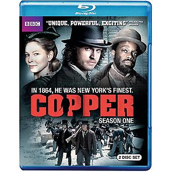 Copper - Copper: Season One [2 Discs] [Includes Digital Copy] [Ultraviolet] [BLU-RAY] USA import