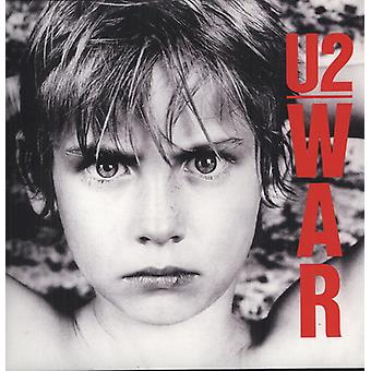 U2 - War [Vinyl] USA import