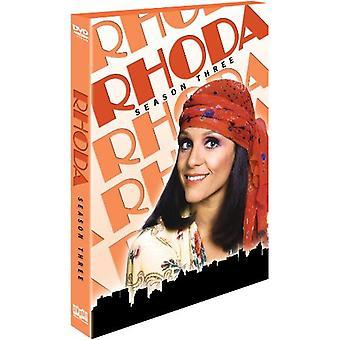 Rhoda - Rhoda: Importación temporada tres Estados Unidos [DVD]