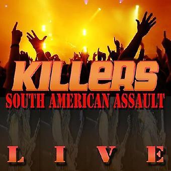 Killers - Killers-South American Assault Live [Vinyl] USA import