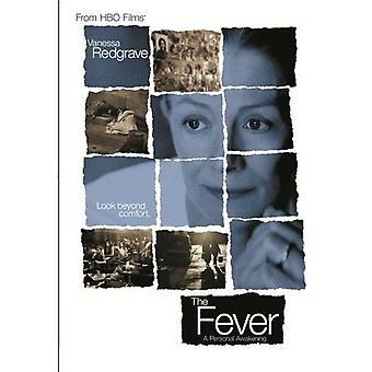 Fever [DVD] USA import