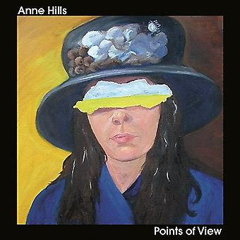 Anne Hills - Point of View [CD] USA import