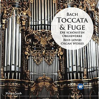J.s. Bach - Bach: Toccata & Fuge [CD] USA import