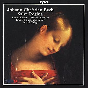 J.C. Bach - J.C. Bach: Salve Regina [CD] USA import