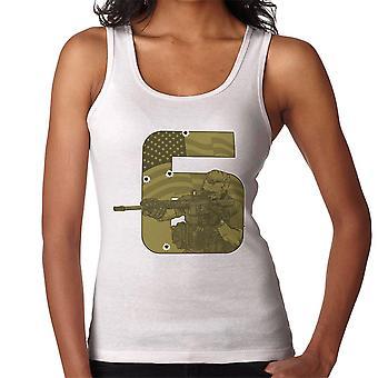 Seal Team Six Call Of Duty Women's Vest