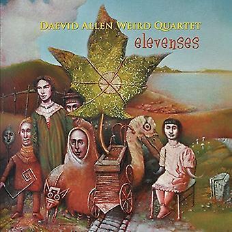 David Allen Weird - Elevenses [CD] USA import