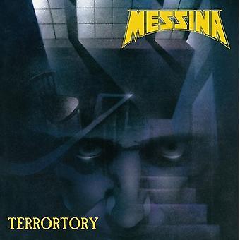 Messina - Terrotory [CD] USA import