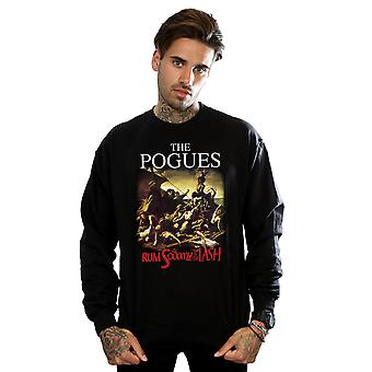 The Pogues Men's Rum Sodomy And The Lash Sweatshirt
