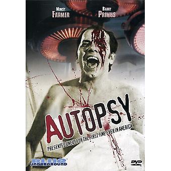 Autopsy [DVD] USA import