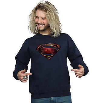 Justice League film Superman emblème Sweatshirt des hommes de DC Comics