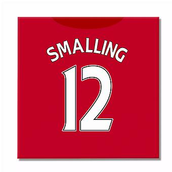 2016-2017 Manchester Canvas Print (Smalling 12)