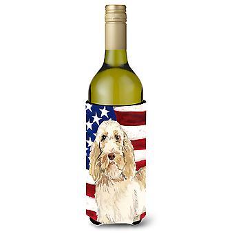 الولايات المتحدة الأمريكية الوطني Italiano سبينوني زجاجة النبيذ بيفيرجي عازل نعالها