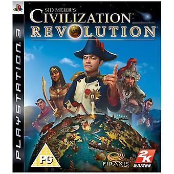 Sid Meiers Civilization revolution (PS3)-ny