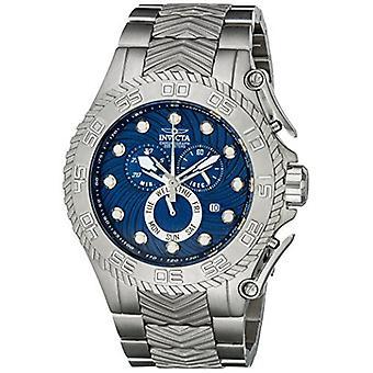 Invicta Pro Diver 12932 ruostumaton teräs Chronograph Watch