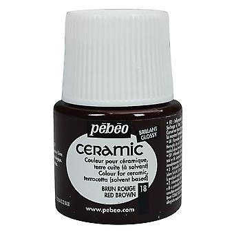 Pebeo Ceramic Solvent-Based Paint 45ml