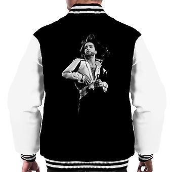 Prins naakt Tour 1991 Jazzy Shirt mannen Varsity Jacket