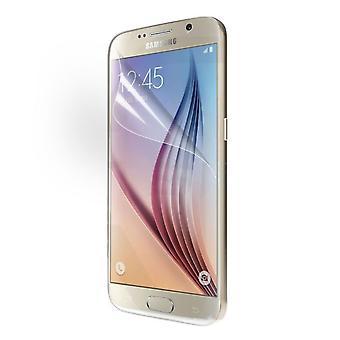 2pcs HD protector de pantalla LCD transparente para Samsung Galaxy S7