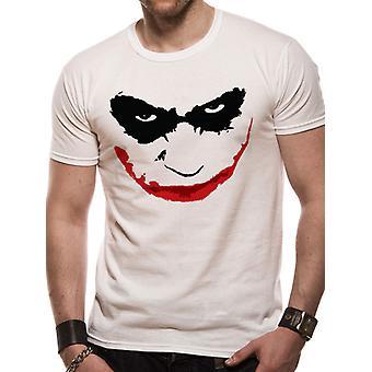 Batman The Dark Knight - Joker Smile Outline T-Shirt