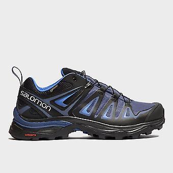 Nye Salomon Women ' s X ultra 3 GORE-TEX vanntett walking Boots mørk blå