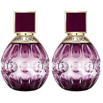 Two-Pack van Jimmy Choo vrouw koorts 4.5ml Eau de Parfum