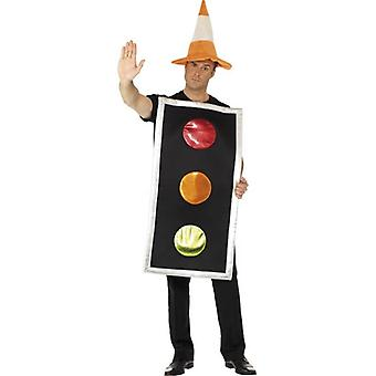 Traffic Light Costume.  One Size