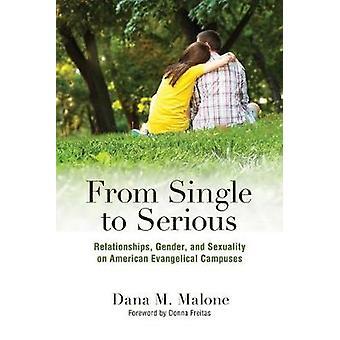 Van eenpersoons tot ernstige - Relationships - geslacht- en seksualiteit op Ame